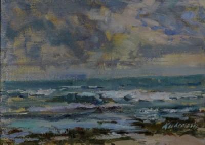 A Cloudy Sea
